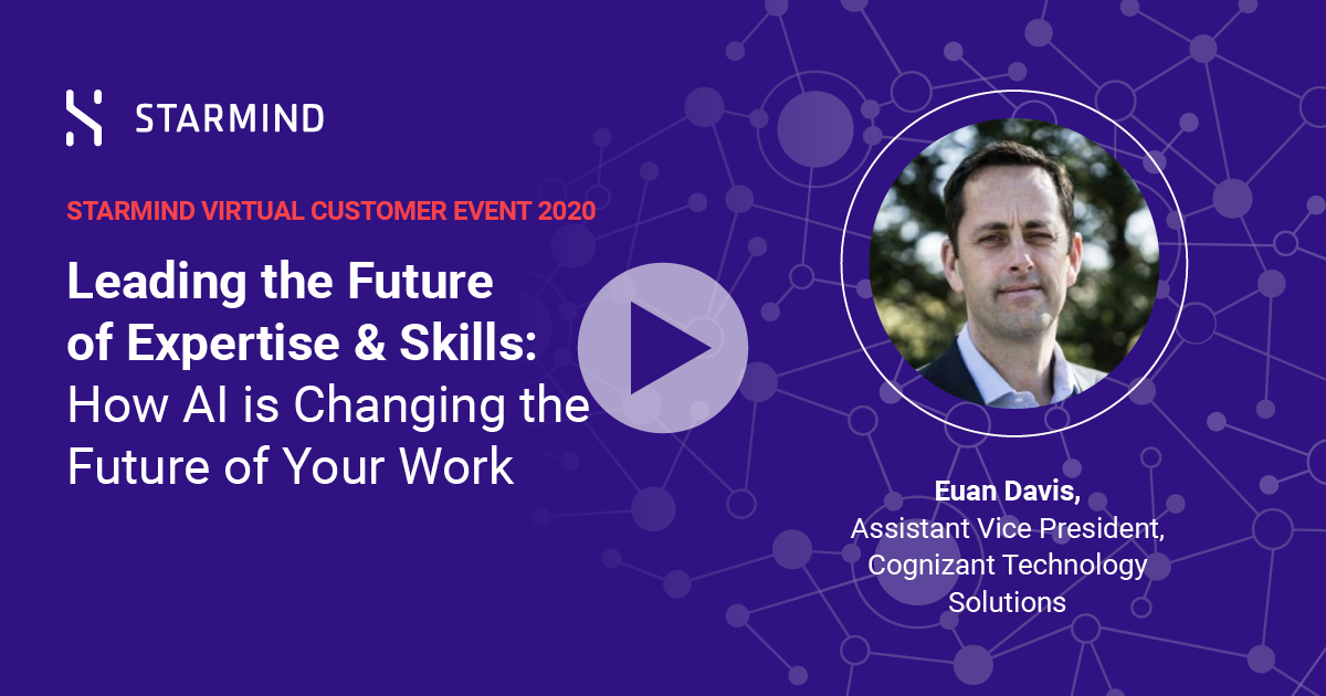 Keynote speech: How AI is Changing the Future of Your Work