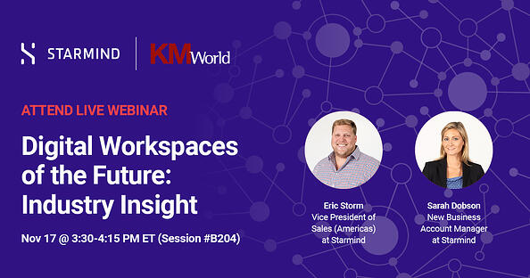 Digital Workspaces of the Future: Industry Insights